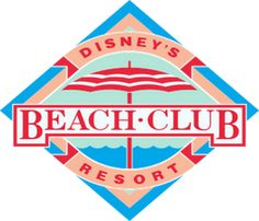 Map and information for Disney's Beach Club Resort