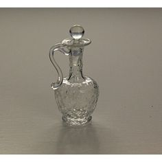 Georgian Decanter - 1:12 Scale Miniature