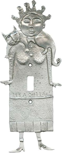 CAT'S LIFE Switch Plates, Outlet Covers & Rocker Switchplates