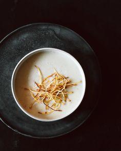 Parsley Root Soup Recipe (Vegan)