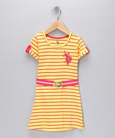 Polo, anyone? Dress by US Polo on #zulily today!