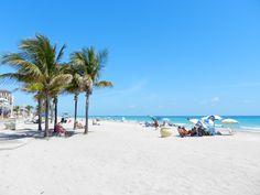 Hollywood Beach . Florida