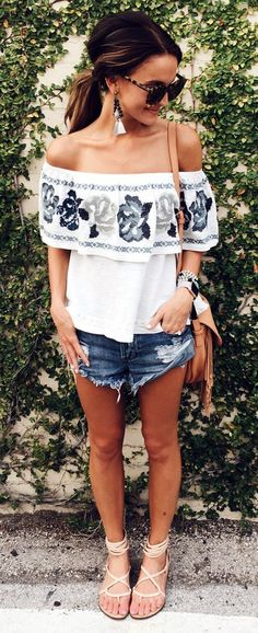Chic Summer Casual Outfits (8)
