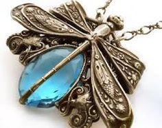 vintage dragonfly jewelry