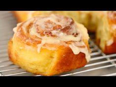 Best-Ever Cinnamon Rolls (Easy Recipe: No-Knead, No Machine) - Gemma's Bigger Bolder Baking Ep. 34 - YouTube