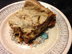 Lasagna, Ethnic Recipes, Allergies, Miso Recipe, Traditional Lasagna, Sunflower Seeds, Food, Trier, Lasagne