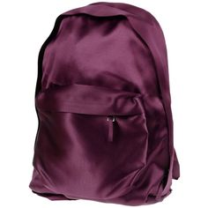Eastpak  Raf Simons Rucksacks & Bumbags ($215) ❤ liked on Polyvore featuring bags, handbags, mauve, purple purse, rucksack bag, backpack purse, rucksack purse and backpacks bags