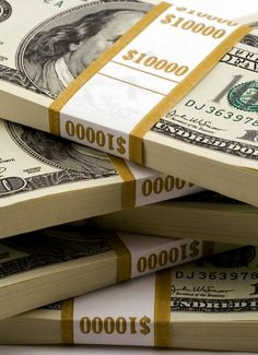 Billionaire I will be!! It's on it's way to me! Cash on hand and money in the bank!