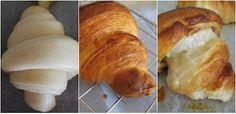 lacucinadiadina: esperimento: croissants au beurre