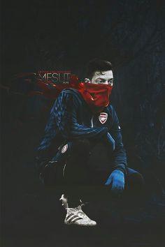 Mesut Özil,Once a gooner. Arsenal Fc, Arsenal Players, Arsenal Football, World Football, Football Soccer, Steven Gerrard, Ozil Mesut, Cristiano Ronaldo Lionel Messi, Giroud