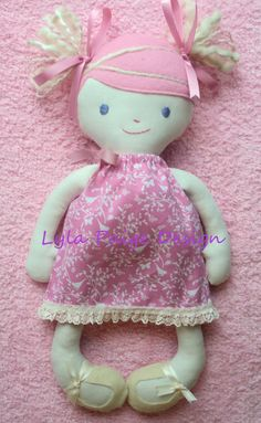 Maddy Cloth Doll