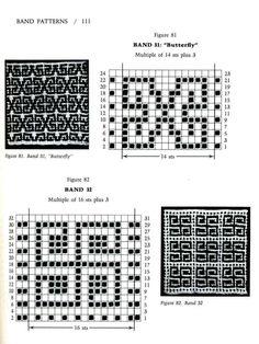 Mosaic Knitting Barbara G. Walker (Lenivii gakkard) Mosaic Knitting Barbara G. Walker (Lenivii gakkard) #116