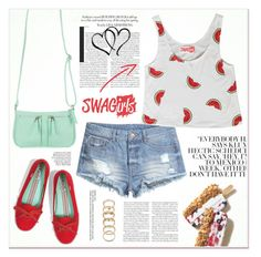 """Shop - Swagirls.com"" by yexyka ❤ liked on Polyvore featuring H&M, Keds, maurices, Paolo and Forever 21"