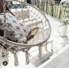 Hangstoel, Woonkamer | mijn#pronto#droom#woonkamer | Pinterest ...