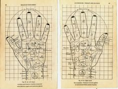 acupuncture points chart   Hand Acupressure Points