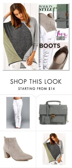 """""""Kick It: Chelsea Boots"""" by ansev ❤ liked on Polyvore featuring chelseaboots and lkid"""
