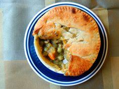 Vegan Chicken(less) Pot Pie