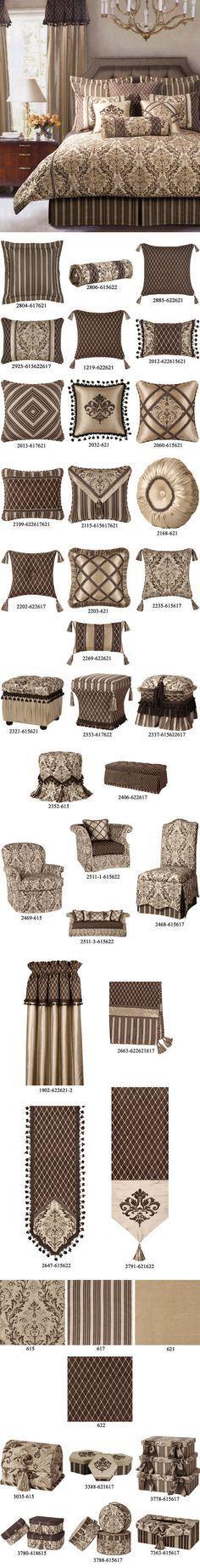 Broderick by Jennifer Taylor Decorative Trim, Decorative Pillows, Ideas Dormitorios, Pelmets, Shabby, Crochet Cushions, Curtain Designs, Jennifer Taylor, Soft Furnishings