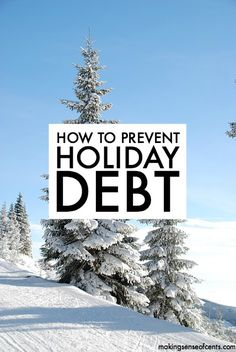 Control Your Holiday Spending With A Holiday Budget