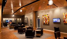 First Restoration Services – Event Space Upfit | Form & Function Architecture