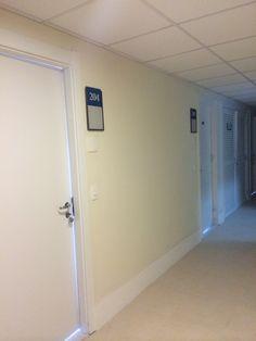 Portas corredor