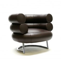 Bibendum Lounge Chair by Eileen Gray for Classicon