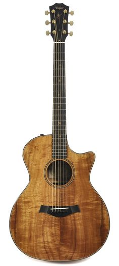 Taylor K24CE Koa Grand Auditorium (Chicago Music Exchange)