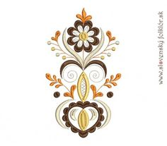 Farebná výšivka Vajnory, rozmer 22x12 cm