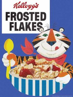 Froasted flakes