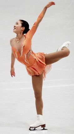 1. Lucky charm - Michelle Kwan always wore the necklace her Grandmother gave her as a good luck charm before she competed.