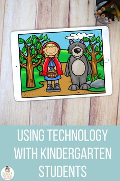 I've always loved teaching fairy tales and this is the coolest way to integrate technology! Now I use Boom Cards or Google™ Classroom to teach essential reading standards through fairy tales!