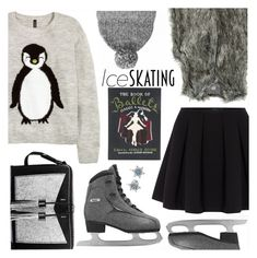 """""""So Cute: Ice Skating Style"""" by the-reluctant-dragon ❤ liked on Polyvore featuring Polo Ralph Lauren, H&M, Vince Camuto, Carianne Moore, Olympia Le-Tan, rag & bone, Pandora and iceskatingstyle"""