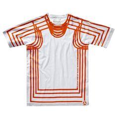 dezeen - marc newson for g-star raw Boys T Shirts, Tee Shirts, Best T Shirt Designs, Urban Street Style, Casual Jeans, G Star Raw, Graphic Shirts, Fashion Branding, Mens Tees