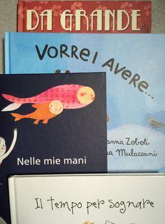 #titolibriamo di Michela Natale Sellitto e Arturo Montieri - Da grande - vorrei avere... - nelle mie mani - il tempo per sognare