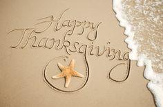 Thanksgiving beach