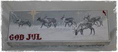 Christmas box, jule eske, gave eske, reindeer, christmas, Panduro, paperfolding, papirbretting, paper, papir, 3D, gift box, scrapbooking, scrapbook
