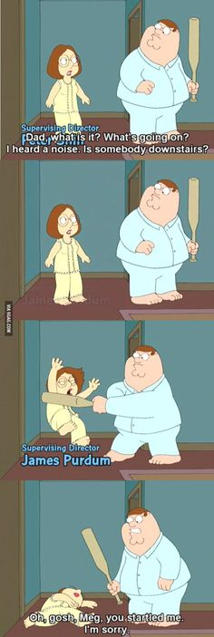 One of the best Family Guy moments