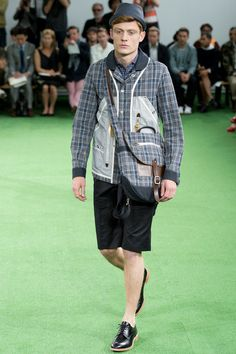 Junya Watanabe` Spring 2014 Men's Collection