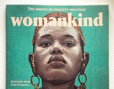 """Check out new work on my @Behance portfolio: """"Womankind magazine covers."""" http://be.net/gallery/58292379/Womankind-magazine-covers"""