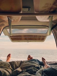 Surf Mobile Camping | The Drifter Blog