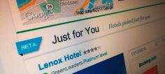 TripAdvisor introduces 'Just for You,' hotel recommendations based on search history and feedback