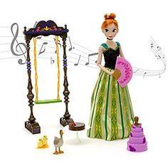 Die Eiskönigin - völlig unverfroren - Anna singende Puppe  http://www.meinspielzeug24.de/disney/die-eiskoenigin-voellig-unverfroren-anna-singende-puppe/   #DieEiskönigin-völligunverfroren, #Disney, #Produkte, #Puppen, #Spielzeug