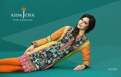 Asim Jofa Tunic Collection for Spring 2016