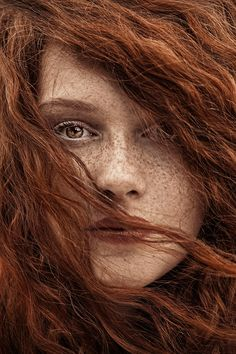 Gone with the Wind ~ Nejla Hadzic by Nina... - for-redheads