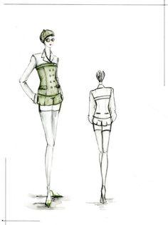 tailored garment