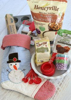 GIVEAWAY! Grain-Free Baking Christmas Giveaway ... Enter to win more than $125 in gluten-free, grain-free baking products from The Nourishing Home. (Dec 11-16, 2014)