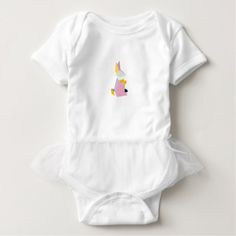 Moden Animal Baby Bunny Baby Apparel Baby Bodysuit - girl gifts special unique diy gift idea