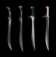 Pardon my Elvish Fantasy Blade, Fantasy Sword, Fantasy Armor, Fantasy Weapons, Ninja Weapons, Weapons Guns, Swords And Daggers, Knives And Swords, Types Of Swords