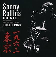 Tokyo 1963 by Sonny Rollins (CD, RLR) for sale online Slow Boat To China, Sonny Rollins, Music Games, Jazz, Tokyo, Books, Movies, Movie Posters, Fictional Characters