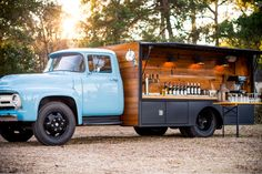 Coastal Craft and Cru - a mobile drinkery.